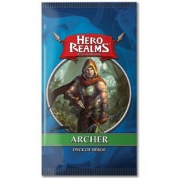 Hero Realms - Deck Héros :...