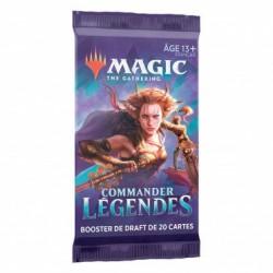 MTG : Commander Légendes -...