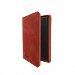 Zip-Up Album 8-Pocket Rouge