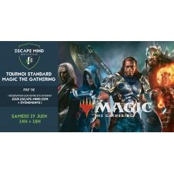 Tournoi Standard Magic le...