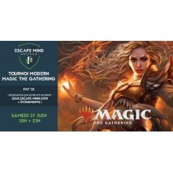 Tournoi Modern Magic le...