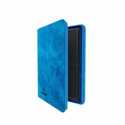 Zip-Up Album 8-Pocket Bleu